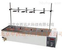 中西供應單列四孔恒溫水浴鍋 型號:JTA/TL-YI庫號:M394653
