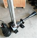 地下水曝气增氧 QSB0.75潜水式射流曝气机