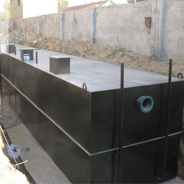 碳钢一体化污水处理设备型号