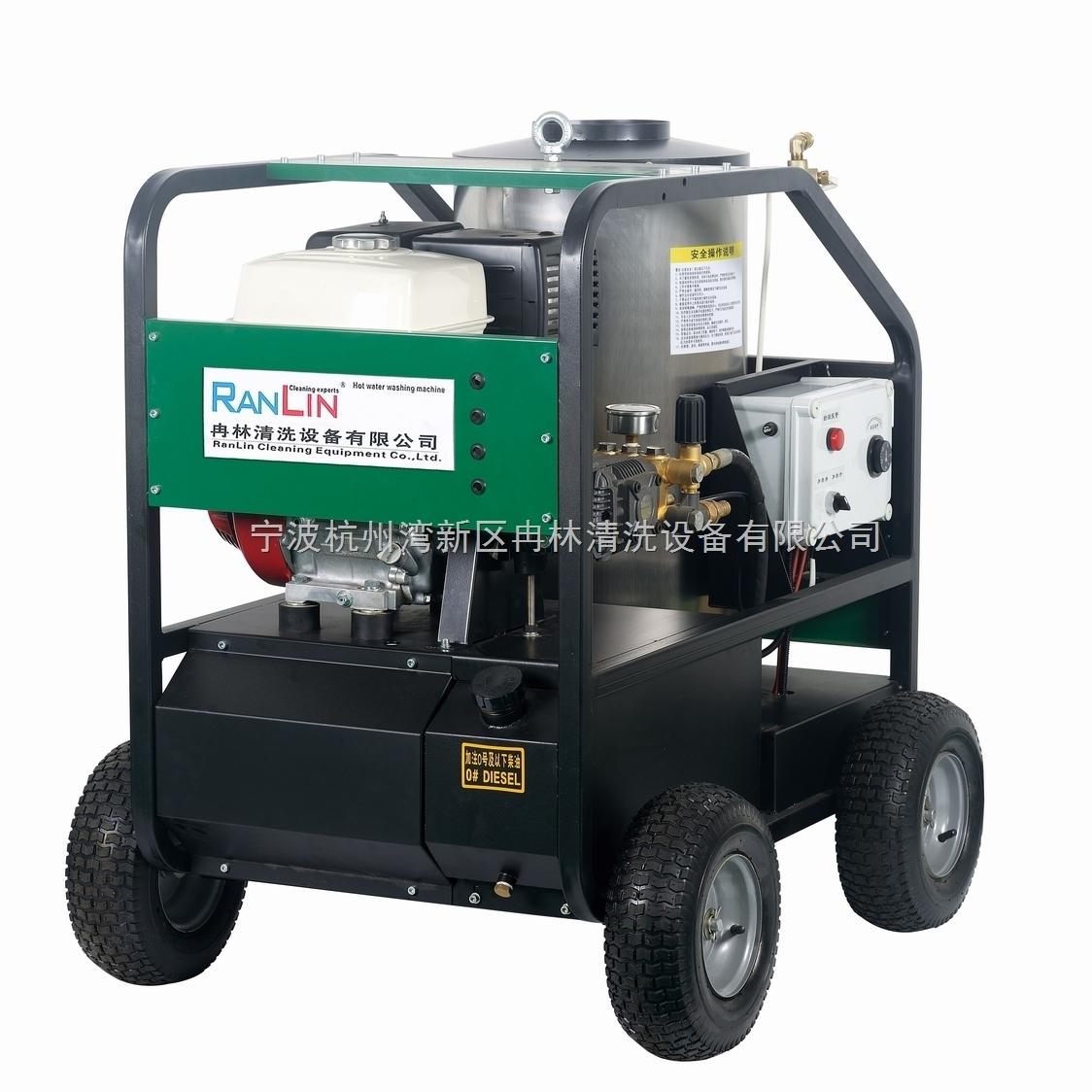柴油机驱动冷热水高压清洗机