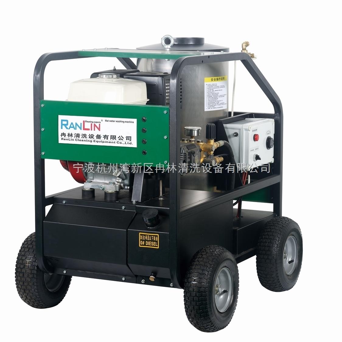 柴油机驱动高压热水清洗机