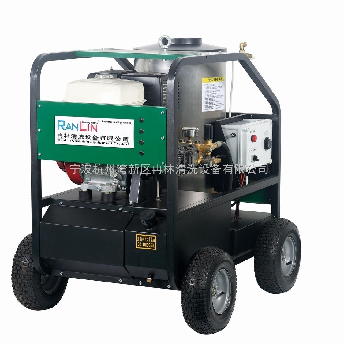 柴油机驱动高温高压清洗机