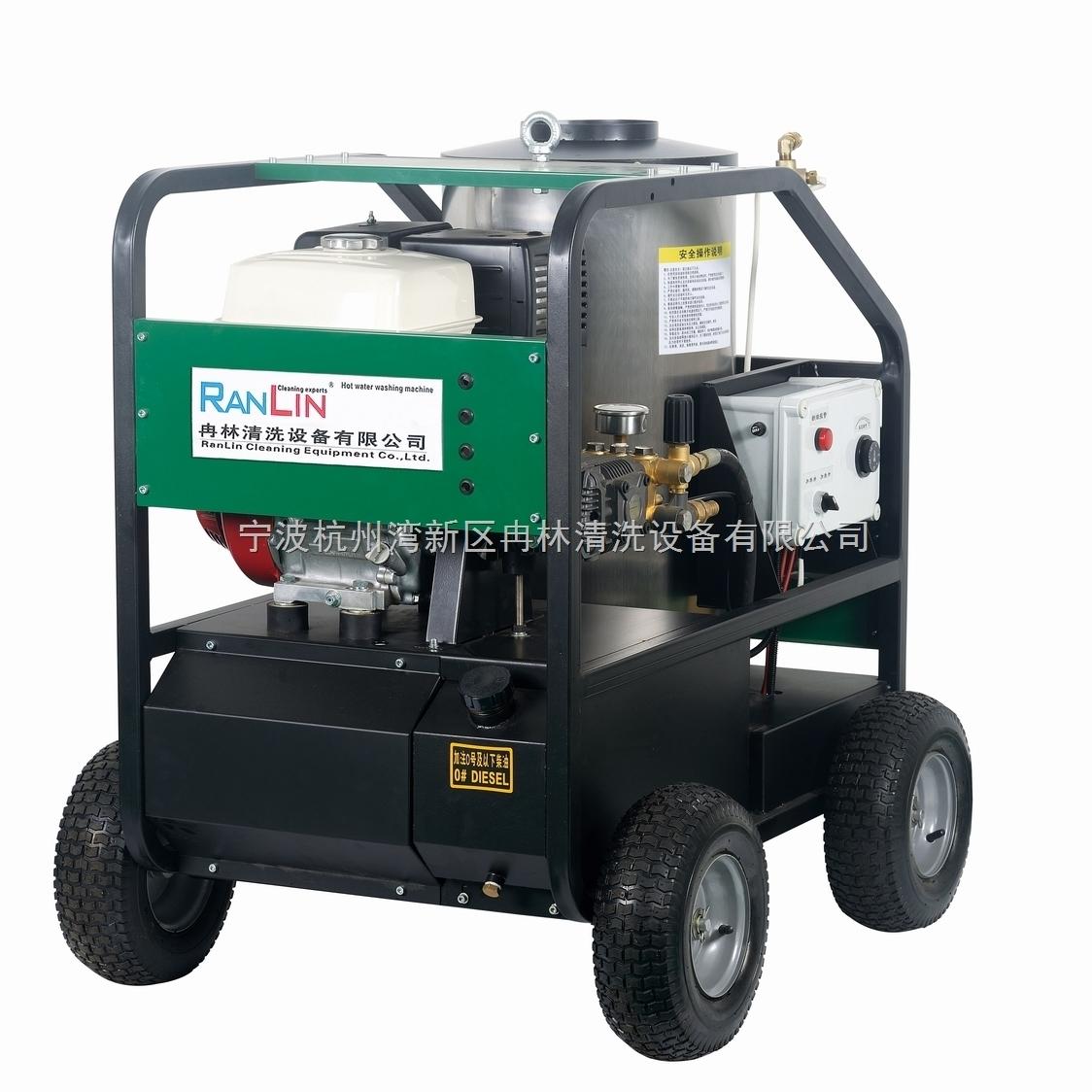 国产柴油机驱动冷热水高压清洗机