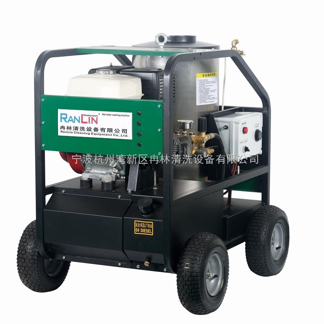 国产柴油机驱动热水高压清洗机