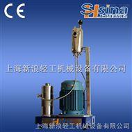 上海新浪出售SXL系列膠體磨歡迎來電咨詢