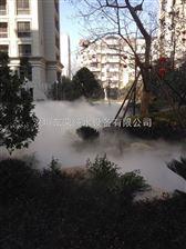 人造雾景观设备工程
