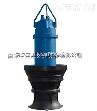 立式S型潜水轴流泵如何安装