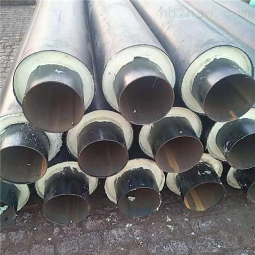 聚氨酯输水用密封耐压保温管施工工艺