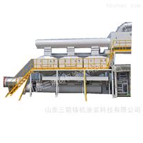 工业有机废气处理 供应喷漆催化燃烧设备