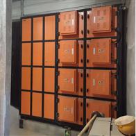 压铸机油烟净化设备 油雾净化装置运行稳定