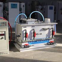 山东英清环保消毒设备 次氯酸钠发生器