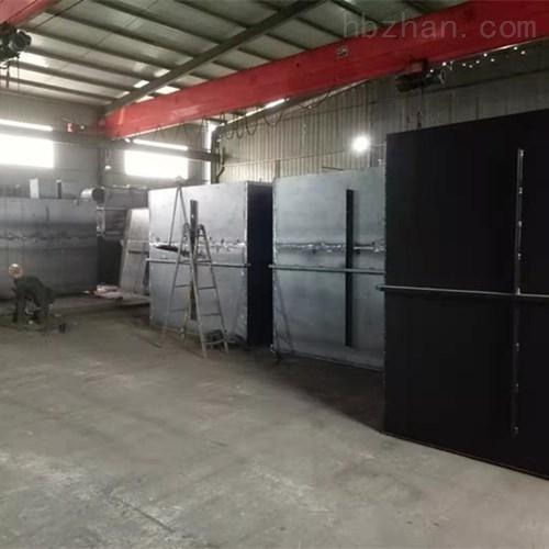 河北石家庄乡镇卫生院一体化污水处理设备