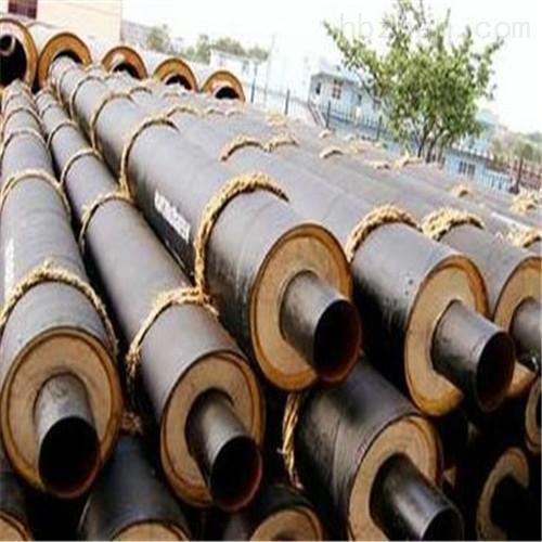 環保鋼套鋼直埋保溫管道