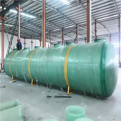 美丽新农村建设生活污水处理设备