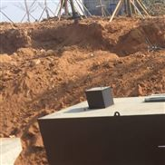 一体化生活污水处理设备常用流程