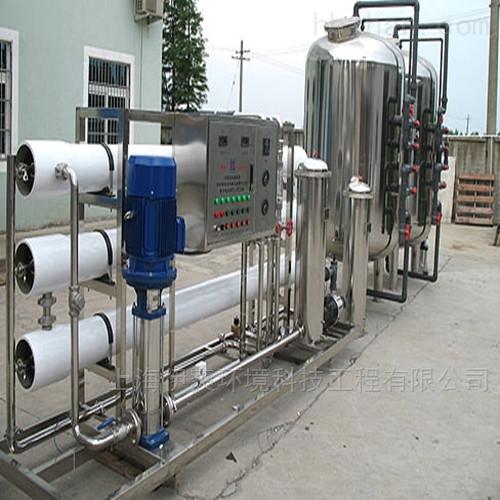 100T/D高浓度反渗透浓水循环利用设备