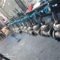 380V电动法兰铸钢闸阀生产厂家