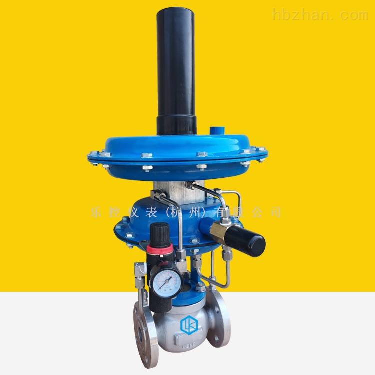 回收甲醇罐氮封装置氮气微压阀