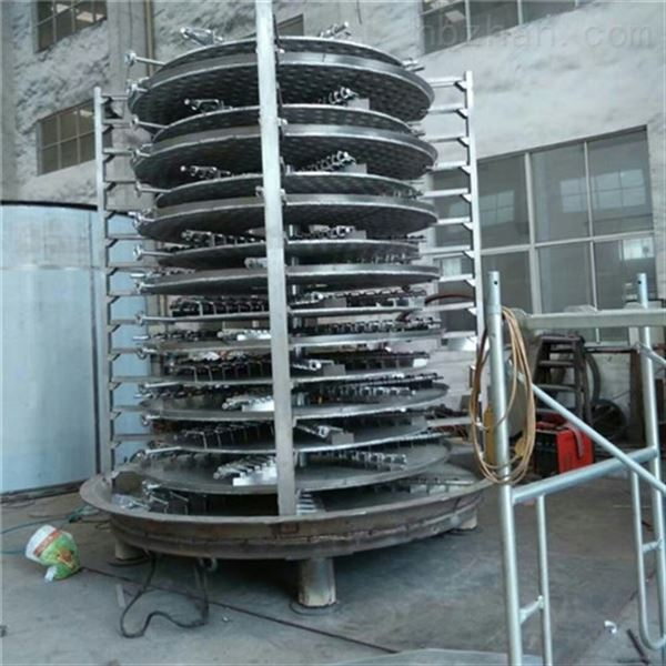 食品饲料盘式连续干燥机送货上门