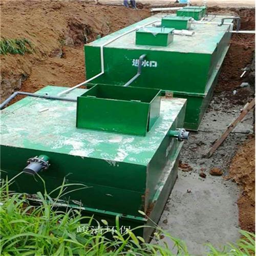 工地生活一体化污水处理设备