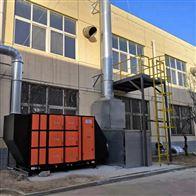 FOM-EP网带炉油烟净化系统