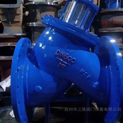 JD745X活塞式水泵控制閥