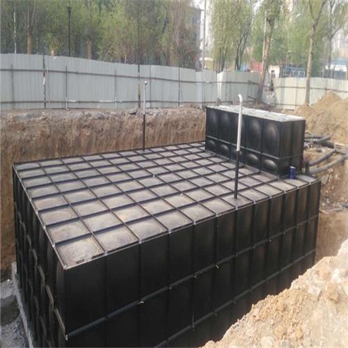 抗浮式地埋式箱泵一体化克服了哪些设计缺陷