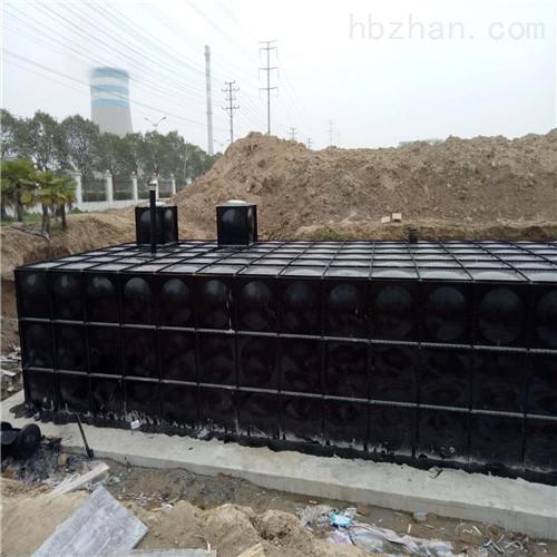 广西阆中14×9×4地埋装配式箱泵一体化价格