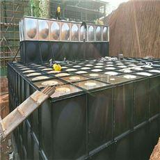 地埋装配式箱泵一体化