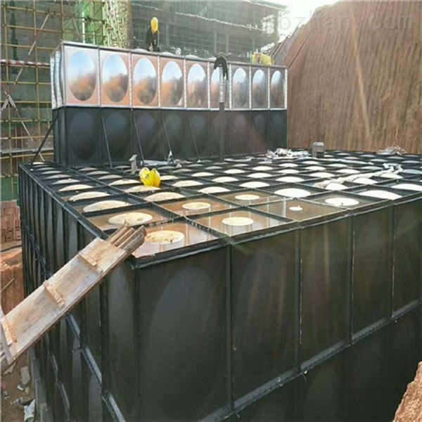 地埋式箱泵一体化增压给水设备