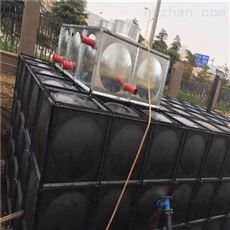 重庆奉节县地埋式箱泵一体化消防设备泵站
