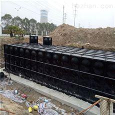 地埋箱泵一体化增压给水设备