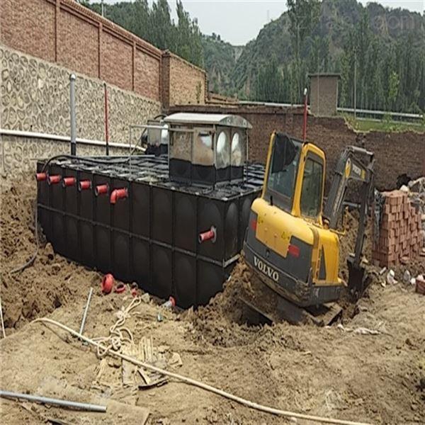 安徽合肥有效容积216m3消防装配式复合水池