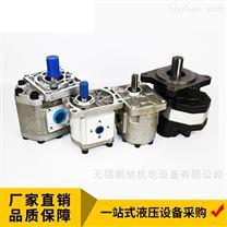 CBK动力单元液压齿轮油泵