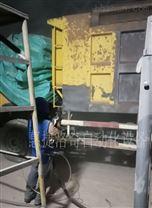 货车除锈喷砂机