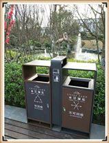 成都市政景区户外垃圾桶