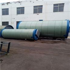 四川眉山φ3*7m地埋污水提升泵站功能特点