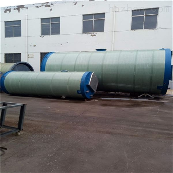 城乡改造采购一体化雨水提升泵站