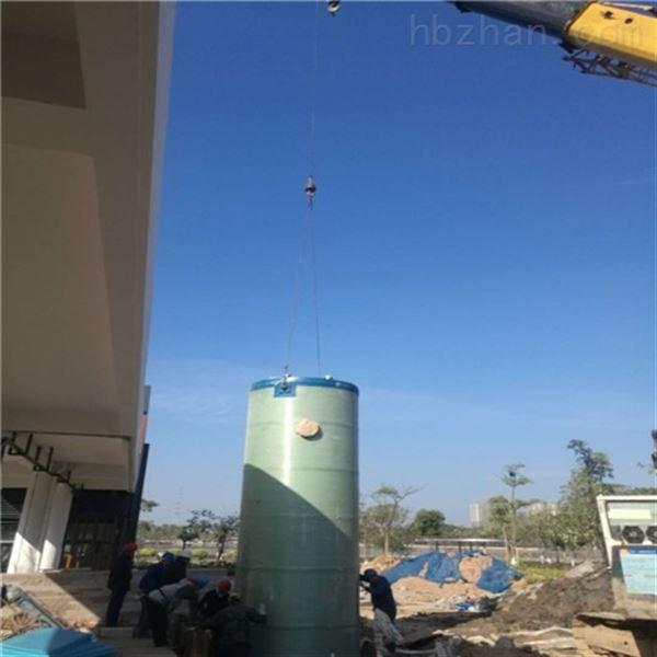 承德地埋式一体化污水泵站多少钱?
