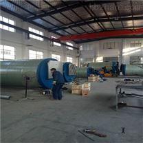 四川地埋式一体化预制式污水泵站 成品发货