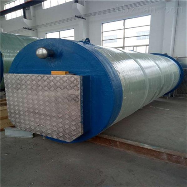 海城东港市污水泵站直销地 价格实在