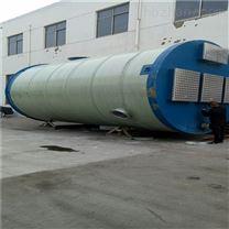 污水管道改造增加3*5.2m一體化污水泵站