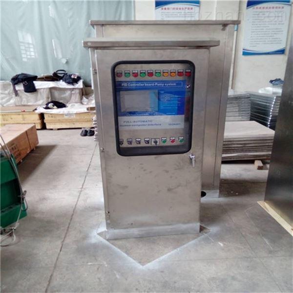 一体预制泵站筒体材质决定产品质量和寿命