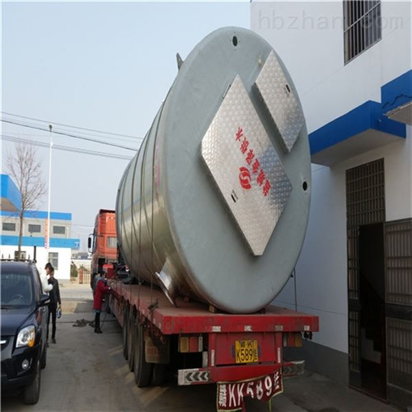 一体化预制泵站定制生产