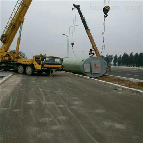 <strong><strong><strong><strong>上海预制式全新一体化泵站哪里可以买到?</strong></strong></strong></strong>