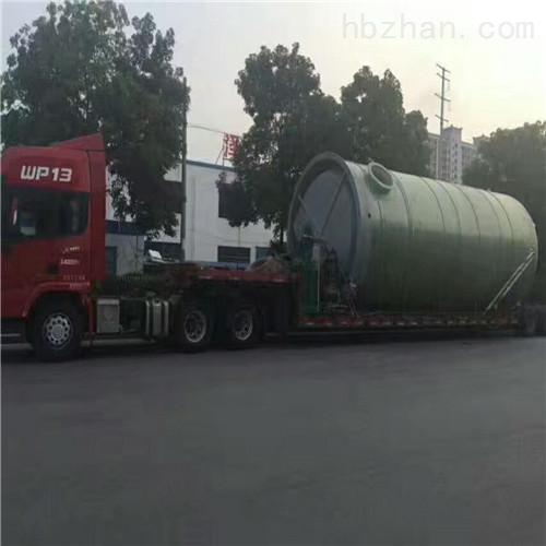 <strong><strong>河南直径3米高5.5米污水一体化泵站合理报价</strong></strong>