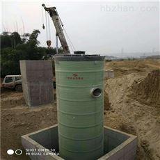 新疆304/316不锈钢预制泵站外部做防腐涂层