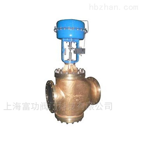 ZMAQ气动薄膜三通合流调节阀
