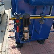 潍坊英创环保海北医院一体化污水处理设备