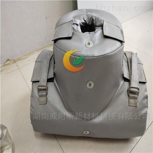 可拆卸柔性换热器保温套